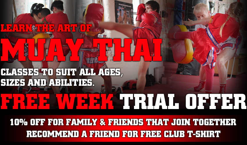 Muay Thai in Stockport