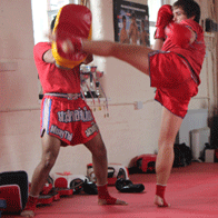 MSA Sockport Adults Muay Thai